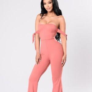 Fashion Nova 'Make you look jumpsuit'